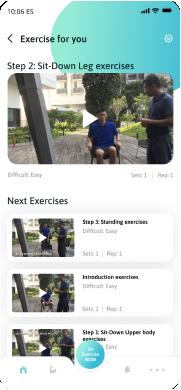 Virtual CoachingAdditional  health/exercise knowledge